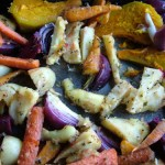Low GI Roast Vegetables