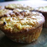 Apple and Passionfruit Muffins