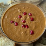 Muhammara – Capsicum and Pomegranate Dip