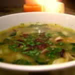 Lao Style Fragrant Fish Soup