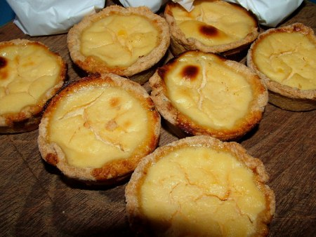 Lemon and Ricotta Tarts