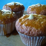 Macadamia and Orange Friands
