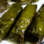 Dolmades with Lemon and Herbs