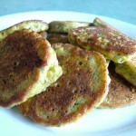 The Breakfast Challenge – Sweet Corn, Chili and Lime Pikelets