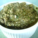 Basil and Macadamia Pesto