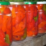 Pickled Chilis
