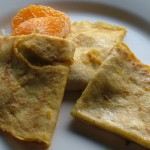 The Breakfast Challenge – A Breakfast Homage to Crepes Suzette
