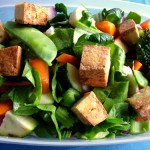 Tofu and Winter Vegetable Lunchbox