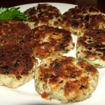 Australian Salmon Fish Patties