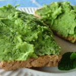 The Breakfast Challenge – Minted Mushy Peas on Toast