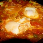 The Breakfast Challenge – Huevos Diablos (Devil's Eggs)