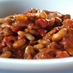 Chili Beans With A Secret Ingredient