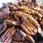 Totally Addictive Spiced Orange Pecans